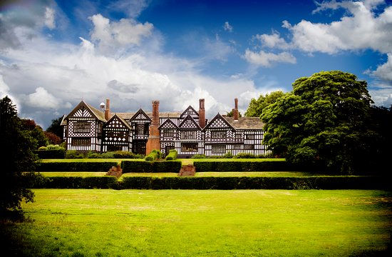 Bramall Hall & Park