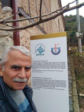 Yenisehir, Turkey: Orhan Camii 2
