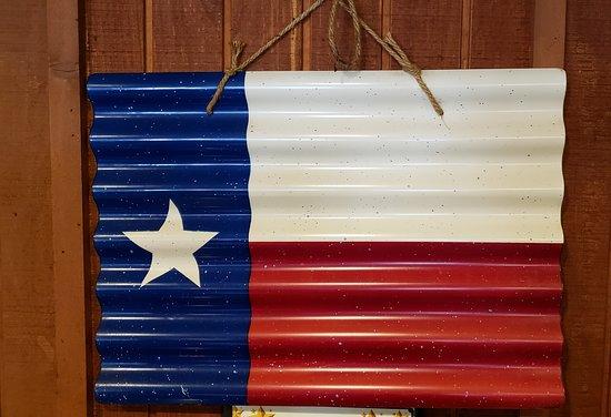 Springtown, TX: Texas themed.