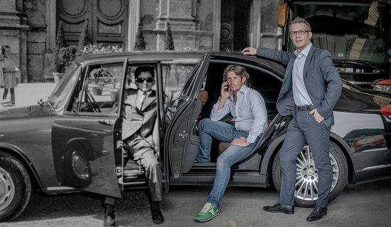 Euronoleggi Limousine - Worldwide corporate transportation