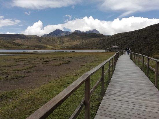 Cotopaxi Province, Ecuador: En camino a la Laguna de Limpiopumgo