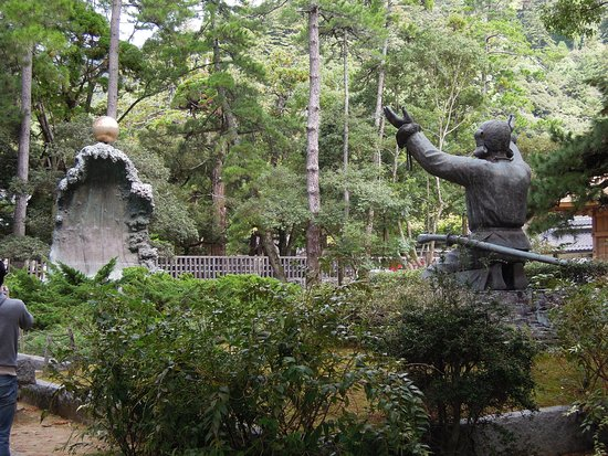 Izumo Taisha Shrine Musubi no Goshinzo