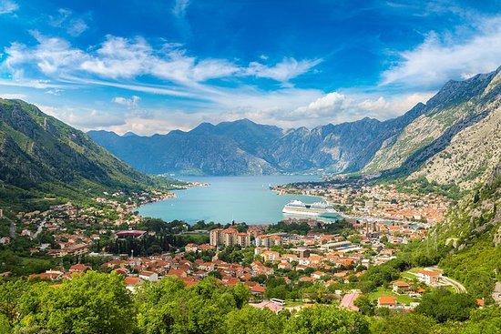 Kotor-Budva-Cetinje-St.Stefan-Virpazar private day tour from Podgorica