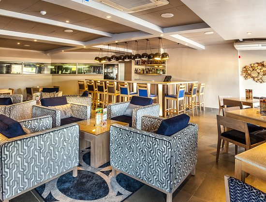 Francistown, Ботсвана: Bar/Lounge