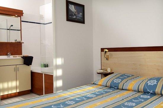 Louveciennes, Fransa: Guest room