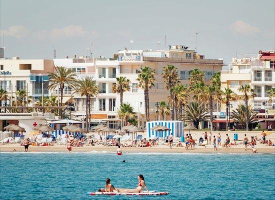 Hotel Miramar, hoteles en Valencia