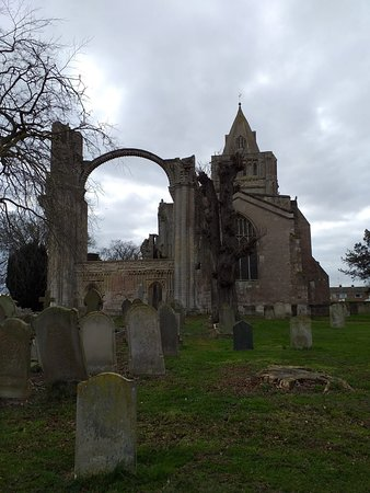 Crowland Abbey is a must visit