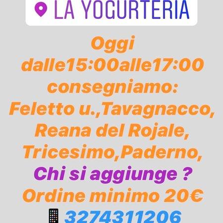#layogurteria #udine #frozenyogurt #storiediyogurt #crepes #waffle #pancakes #bublewaffle #foodporn #foodblogger #italianfoodporn  #udinefoodporn  #my_udine #universitadiudine #smoothies #instafood #yogurt #vipiteno #mangiare_a_udine #friuliveneziagiulia #eventi #udine_centro #foodstyling #foodpic #foodporn #onefoody #friuli_mangia_e_bevi #fvgfood #deliveroo leeds_pancake_master #udinetoday