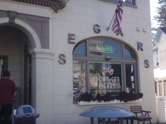 Crown City Cigars