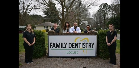 Caring for individuals of all ages, Locust Family Dentistry provides high-quality, compassionate dental care that will ease any concerns you have about your oral health. The Stanly County, NC, practice treats each person who walks through their doors like family, so you or your little ones can feel comfortable and relaxed during every visit. For over 30 years, the team has provided quality dental care to families throughout the Locust community.