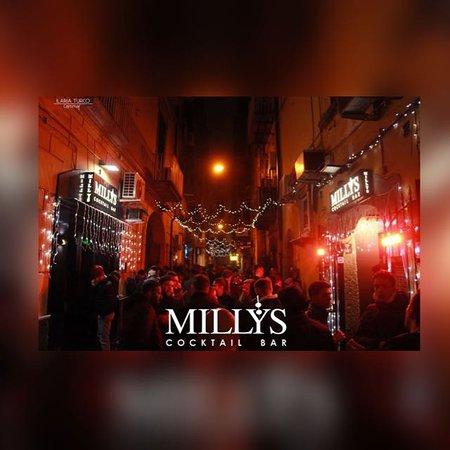 MILLYS cocktail bar