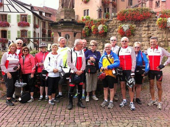 Voegtlinshoffen, Франция: Grand Crew