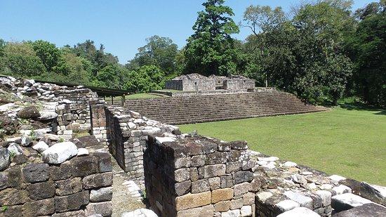 Quirigua, Guatemala: Les ruines