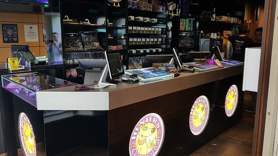 Hunter's Coffeeshop
