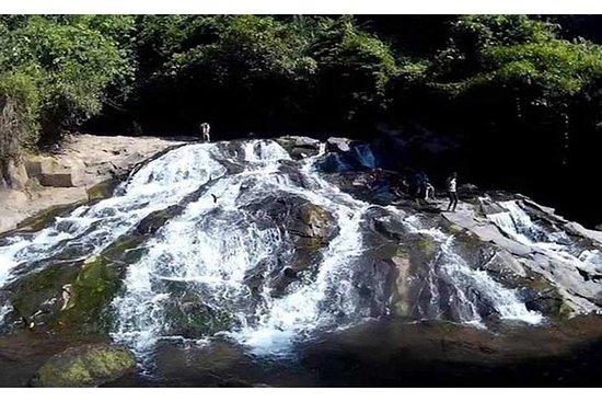 瀑布之旅:Kanto Lampo,Tukad Cepung,Tibumana瀑布