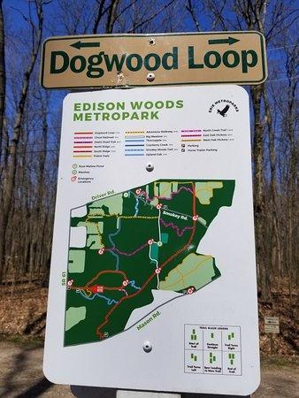 Edison Woods Reserve