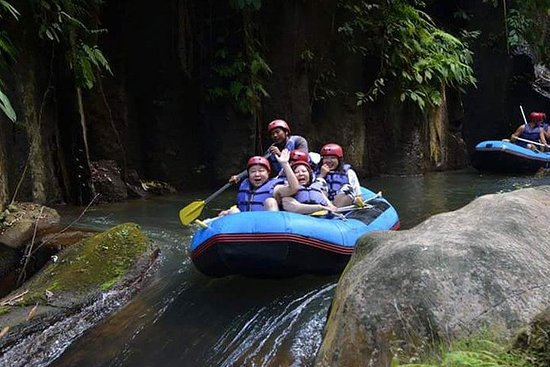 Full-Day Rafting Adventure in Melangit...