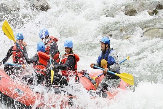Full-Day Rafting Adventure in Ayung...