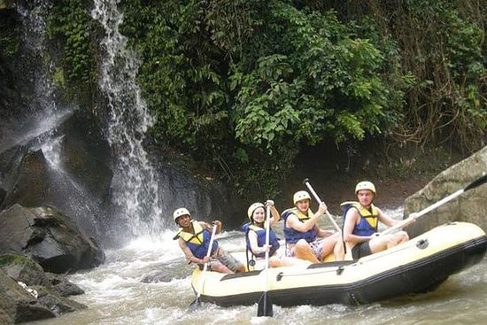 Half-Day Rafting Adventure in Melangit...