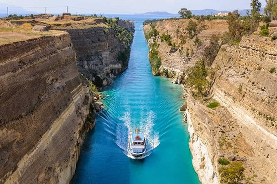 Private Luxury Tour to Isthmia...