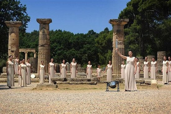 Private Luxury Tour to Ancient Olympia...