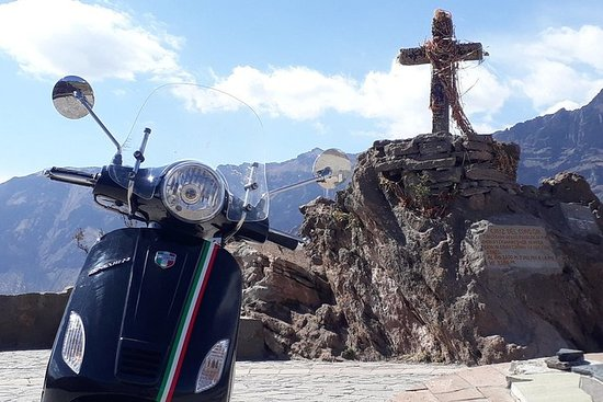 Colca by Scooter