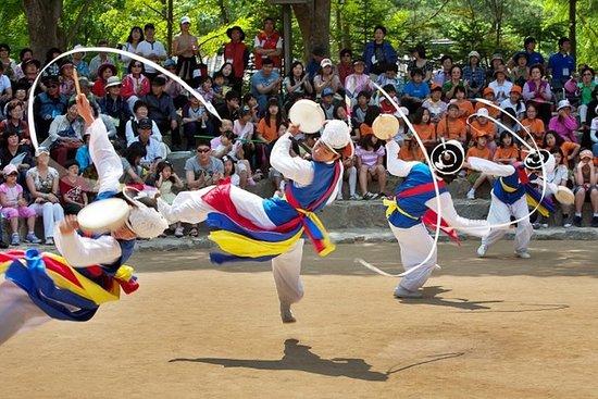 Korean Folk Village, Suwon hwaseong fortress, Icheon Ceramic...