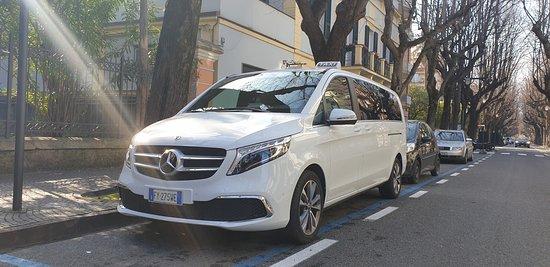 Taxi Paolo Bianchieri BORDIGHERA