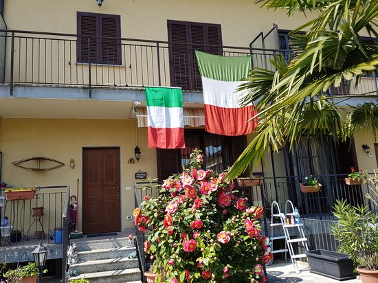 Province of Pavia, Italien: TRICOLORE