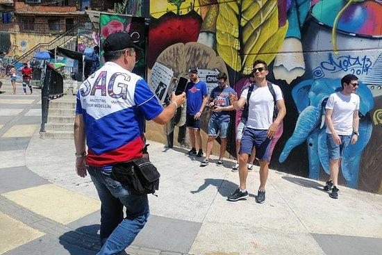 Sag Tour Medellin. Recorrido por los...