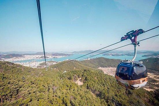 Tour privato di 7 giorni da Busan a