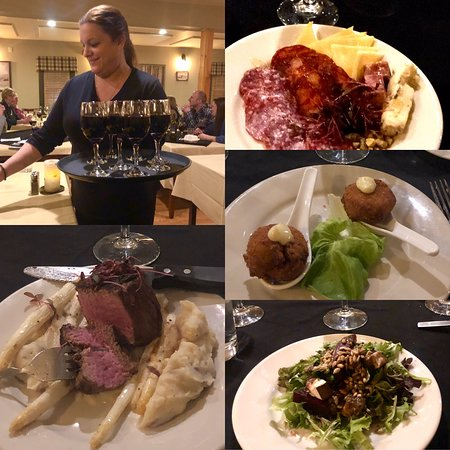 East Otis, MA: The Knox hosts Wine, Beer and Whiskey dinners too!