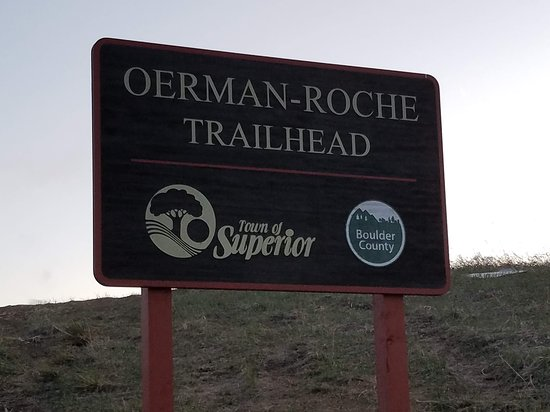 Oerman-Roche Trailhead