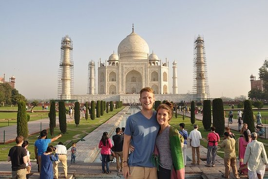 Agra Taj Mahal Private Tour with Lunch...