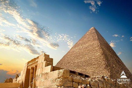 Giza Pyramids, Memphis and Sakkara Tour Resmi