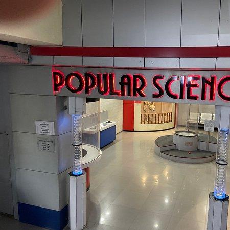 Popular Science Exhibits