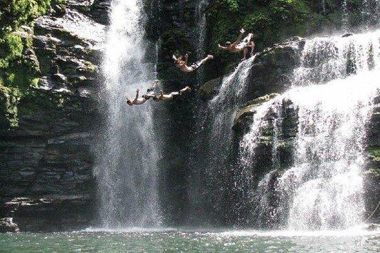 Nauyaca Waterfalls Nature Park from Manuel Antonio