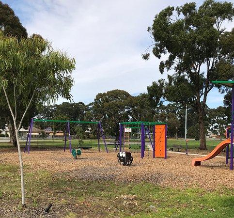 Northern Reserve Playground