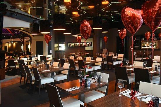 Valentijnsdag bij De Brasserie, Holland Casino Amsterdam