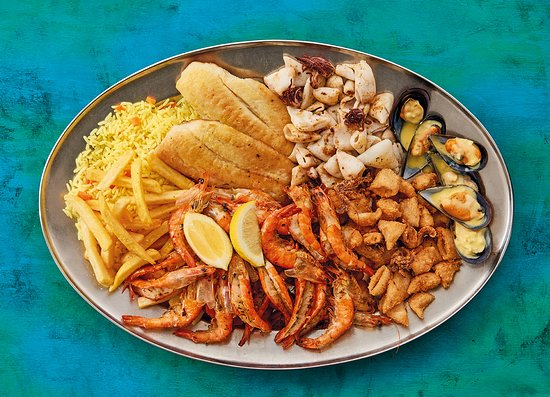 Halal Food In Knysna Review Of Ocean Basket Knysna Quays Knysna South Africa Tripadvisor