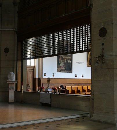 Chapelle du monastère de la Visitation