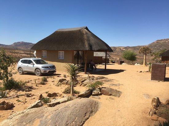 Springbok, แอฟริกาใต้: Beautiful location and views!