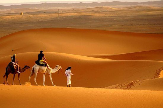 Morocco Awaits You