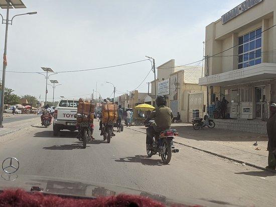 Maradi, Niger: Traffic