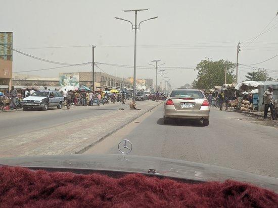 Streets of Maradi
