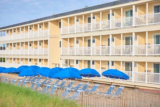 Drifting Sands Oceanfront Hotel, hôtels à Long Beach Island