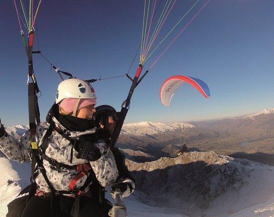 Coronet Peak Tandem Paragliding and Hang Gliding