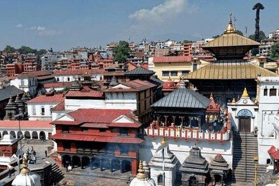 Valokuva: Kathmandu Valley Sightseen City Tour (Day Tour)