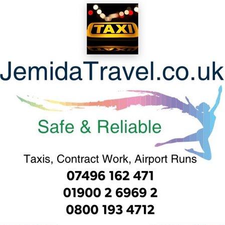 Jemida Travel - Taxis