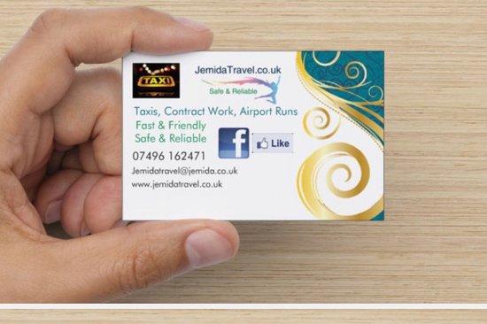 Bilder på Jemida Travel - Taxis – Bilder på Workington - Tripadvisor